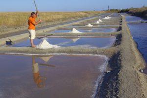 ancient salt works